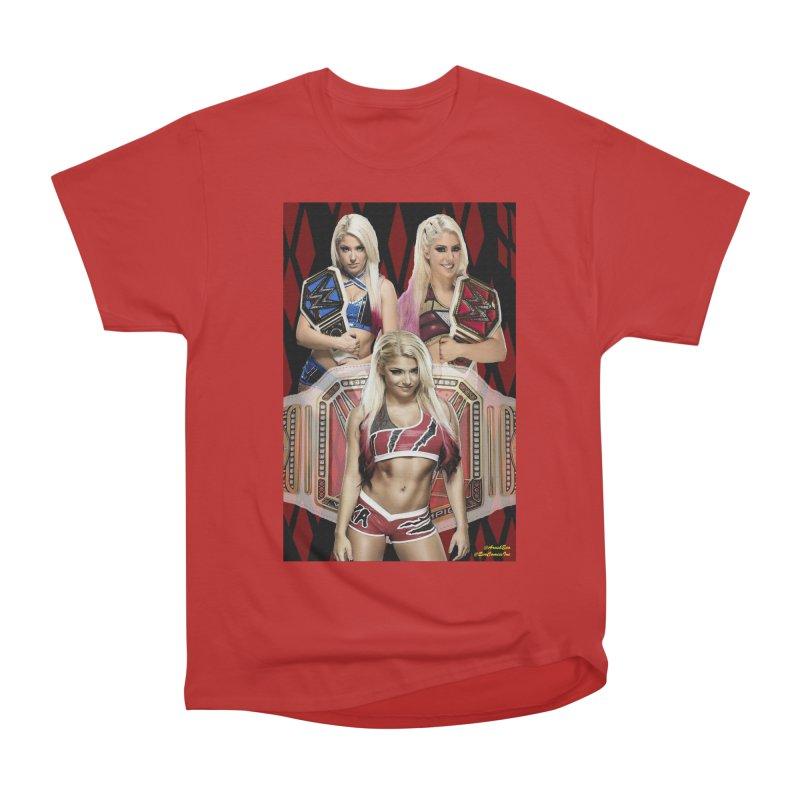 Alexa Bliss WWE Women's Classic Unisex T-Shirt by EvoComicsInc's Artist Shop