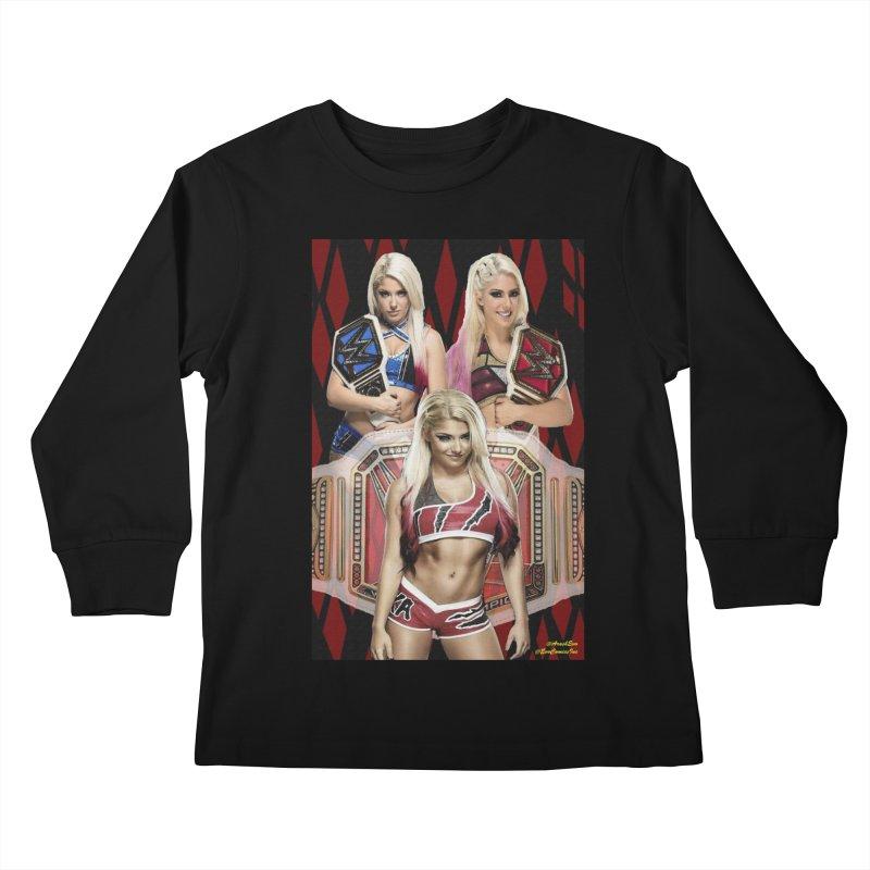 Alexa Bliss WWE Kids  by EvoComicsInc's Artist Shop