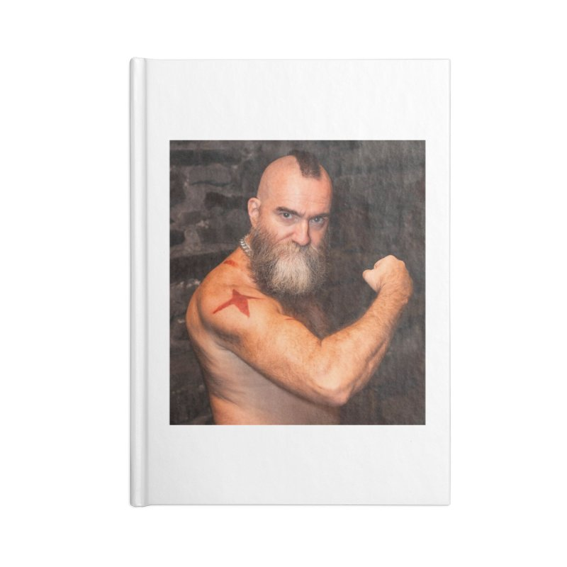 Zangief: Street Fighter, The Later Years Accessories Notebook by EvoComicsInc's Artist Shop