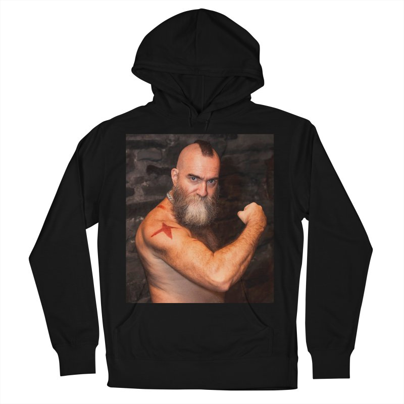 Zangief: Street Fighter, The Later Years Men's Pullover Hoody by EvoComicsInc's Artist Shop