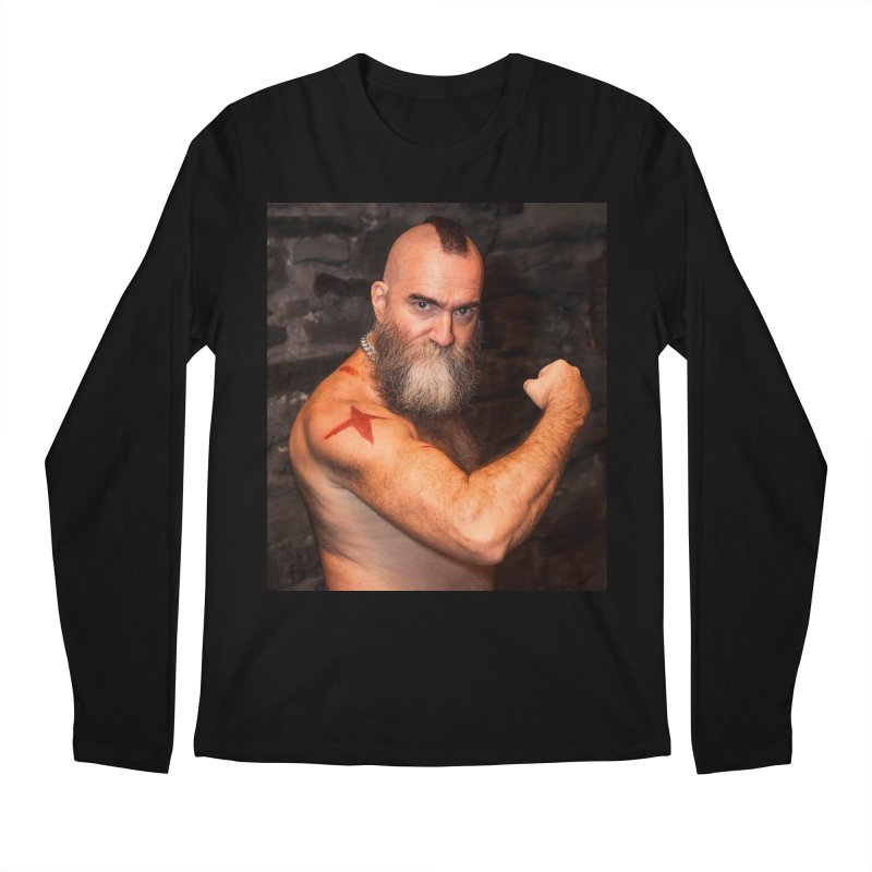 Zangief: Street Fighter, The Later Years Men's Longsleeve T-Shirt by EvoComicsInc's Artist Shop