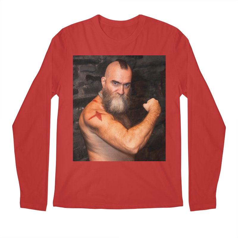 Zangief: Street Fighter, The Later Years Men's Longsleeve T-Shirt by EvoComicsInc's Artist Shop