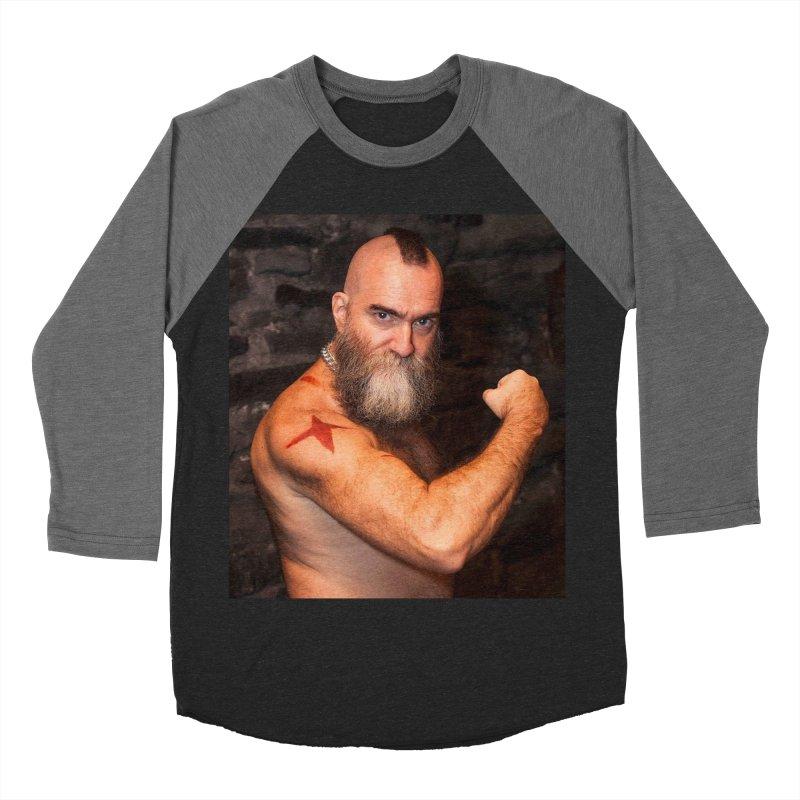 Zangief: Street Fighter, The Later Years Men's Baseball Triblend T-Shirt by EvoComicsInc's Artist Shop