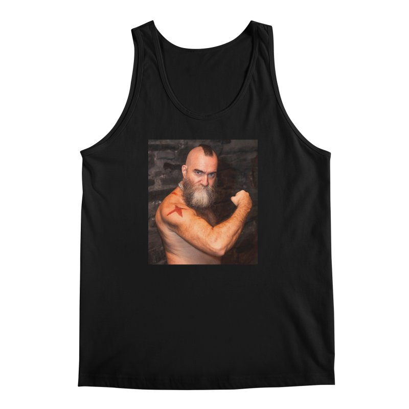 Zangief: Street Fighter, The Later Years Men's Tank by EvoComicsInc's Artist Shop