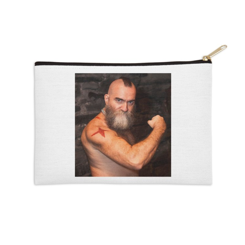 Zangief: Street Fighter, The Later Years Accessories Zip Pouch by EvoComicsInc's Artist Shop