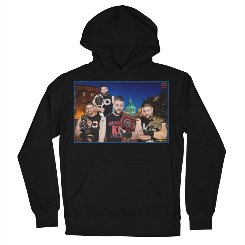 Kevin Owens Women's Pullover Hoody by EvoComicsInc's Artist Shop