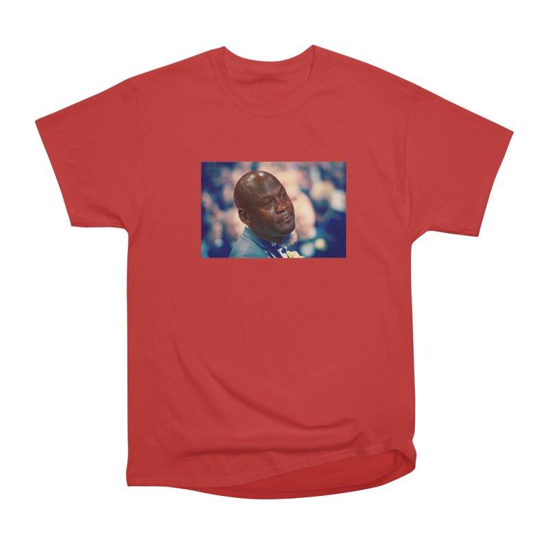 Eddie R (MJ) Women's Classic Unisex T-Shirt by EvoComicsInc's Artist Shop