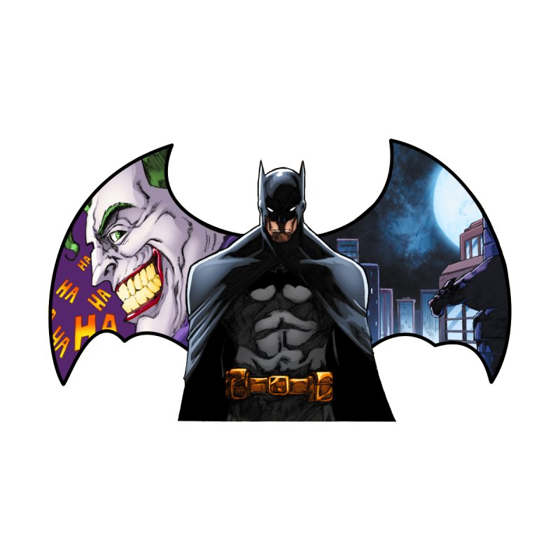 Batman Logo by EvoComicsInc's Artist Shop