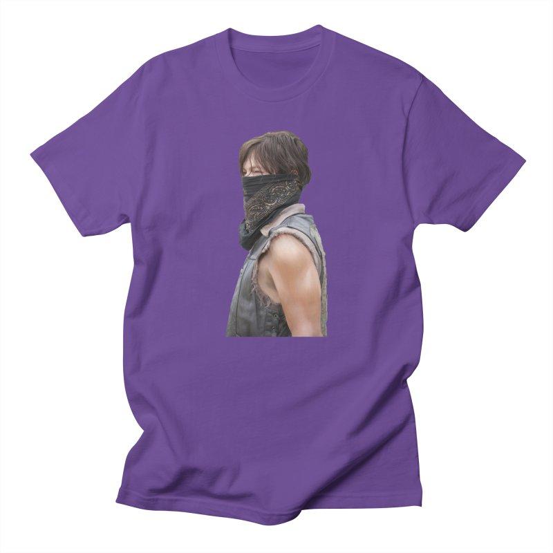Daryl Dixon Bandanna Women's Unisex T-Shirt by EvoComicsInc's Artist Shop