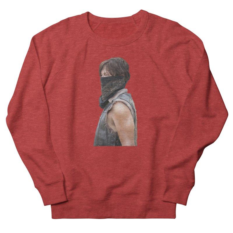 Daryl Dixon Bandanna Women's Sweatshirt by EvoComicsInc's Artist Shop