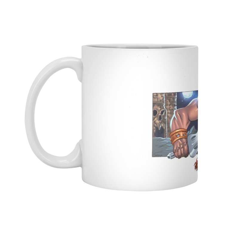 He-Man and The Masters of The Universe Accessories Mug by EvoComicsInc's Artist Shop