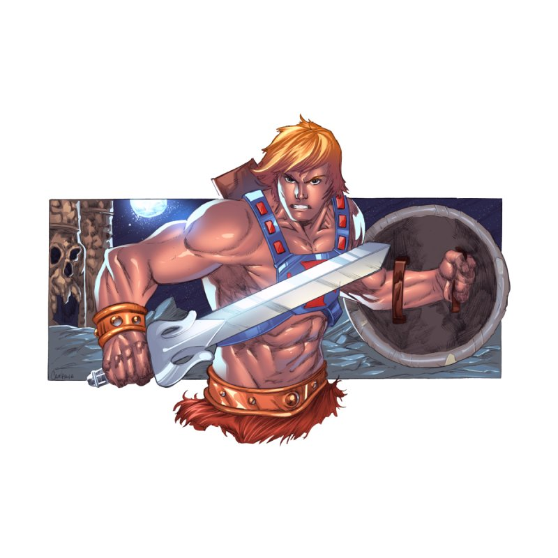 He-Man and The Masters of The Universe by EvoComicsInc's Artist Shop