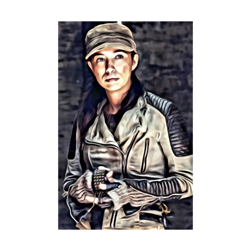 Rosita Espinosa - The Walking Dead by EvoComicsInc's Artist Shop