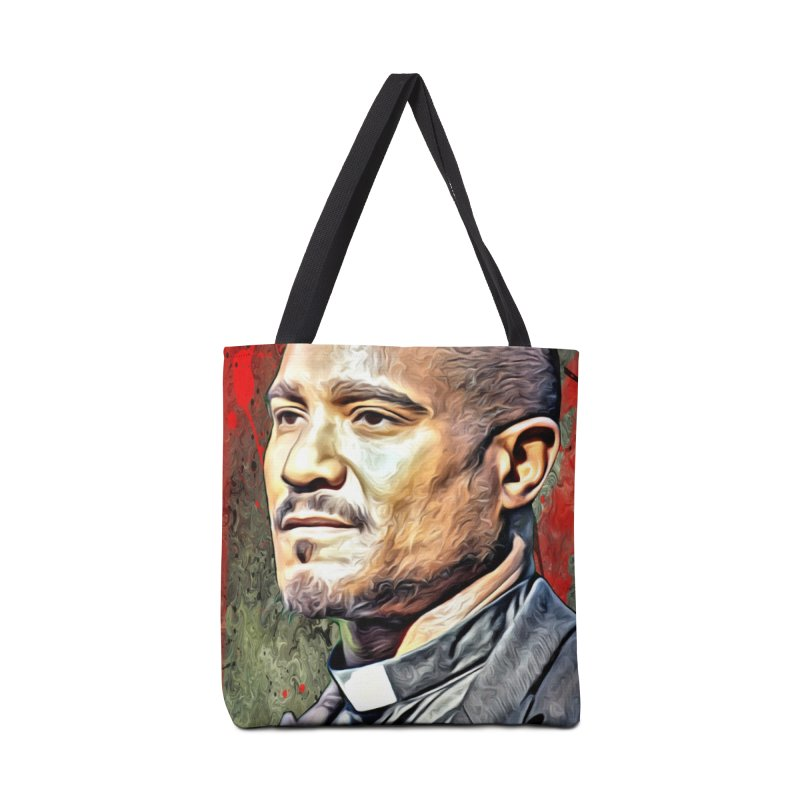 Father Gabriel Stokes - The Walking Dead Accessories Bag by EvoComicsInc's Artist Shop