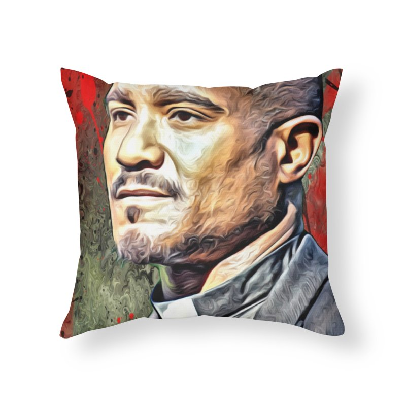 Father Gabriel Stokes - The Walking Dead Home Throw Pillow by EvoComicsInc's Artist Shop
