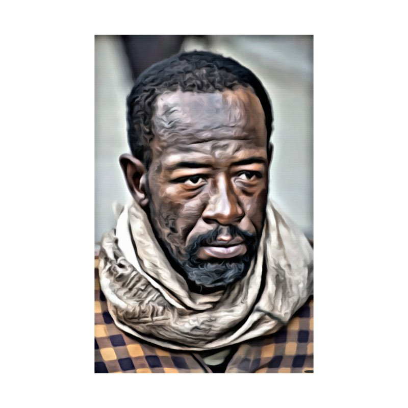 Morgan - The Walking Dead by EvoComicsInc's Artist Shop