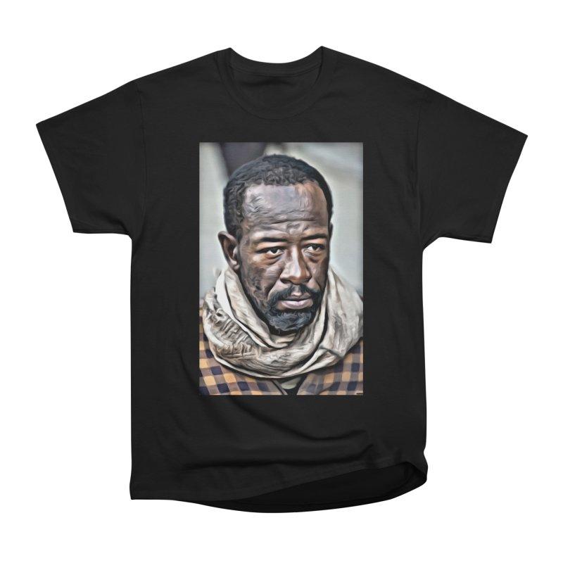 Morgan - The Walking Dead Men's Classic T-Shirt by EvoComicsInc's Artist Shop