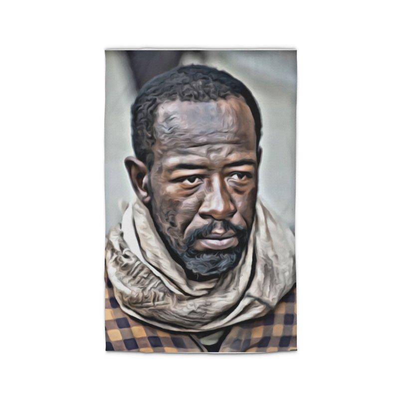 Morgan - The Walking Dead Home Rug by EvoComicsInc's Artist Shop