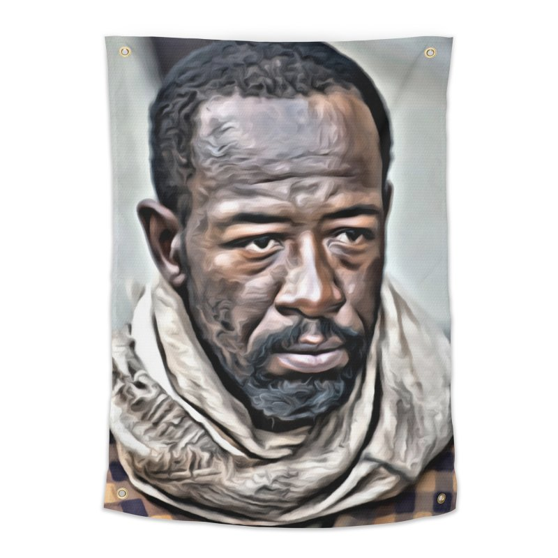 Morgan - The Walking Dead Home Tapestry by EvoComicsInc's Artist Shop