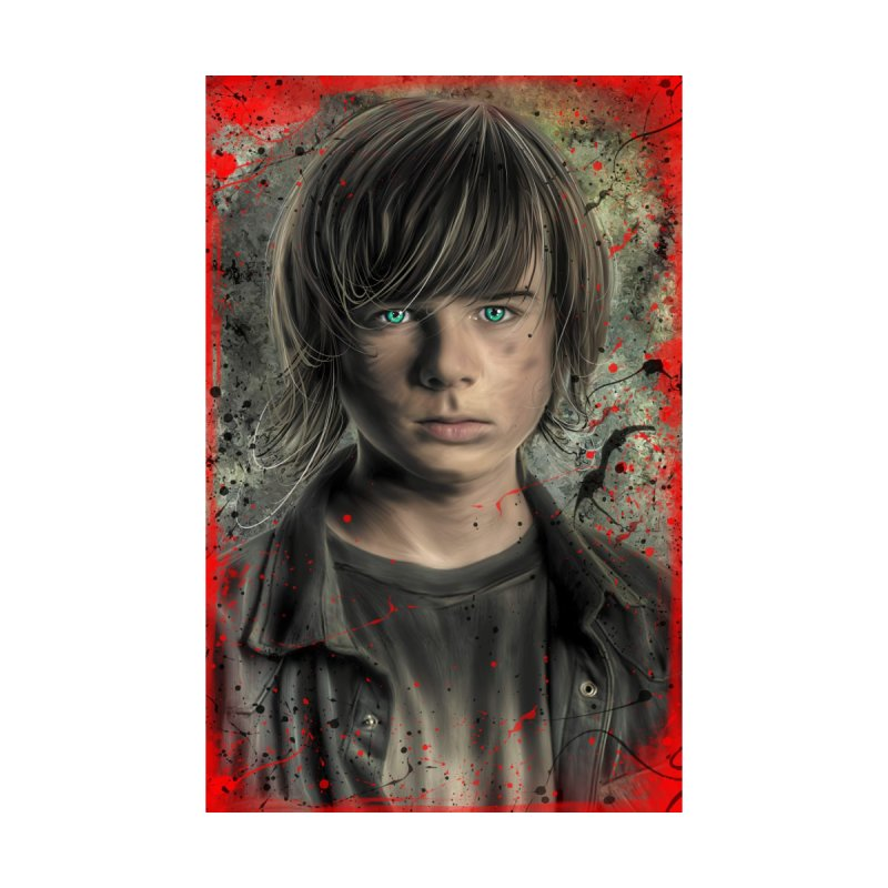 Carl Grimes - The Walking Dead by EvoComicsInc's Artist Shop