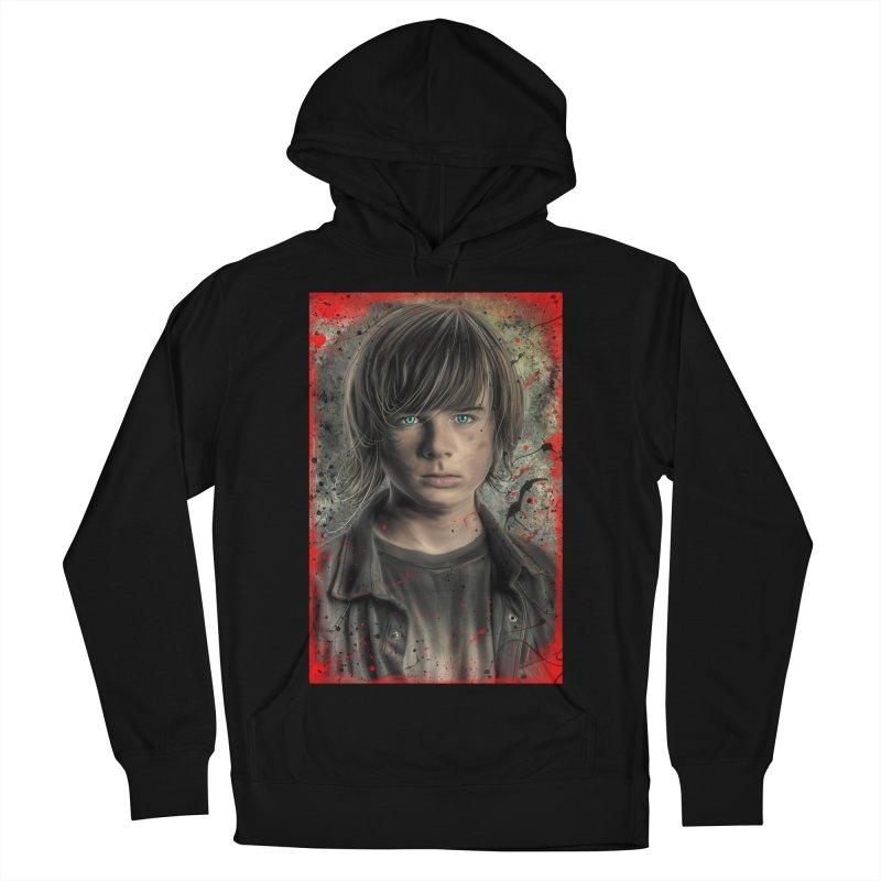Carl Grimes - The Walking Dead Men's Pullover Hoody by EvoComicsInc's Artist Shop