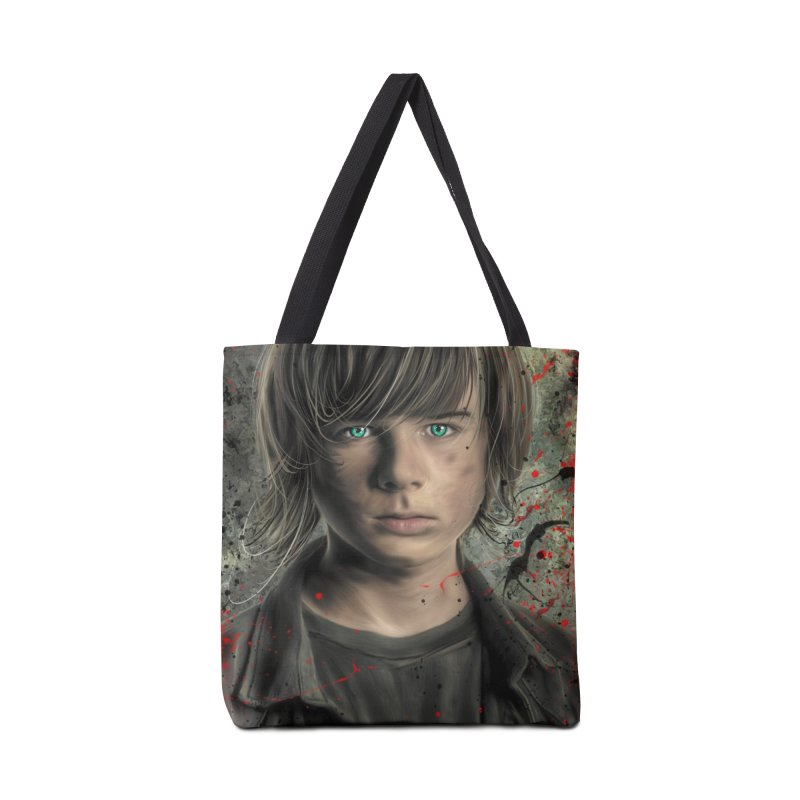 Carl Grimes - The Walking Dead Accessories Bag by EvoComicsInc's Artist Shop