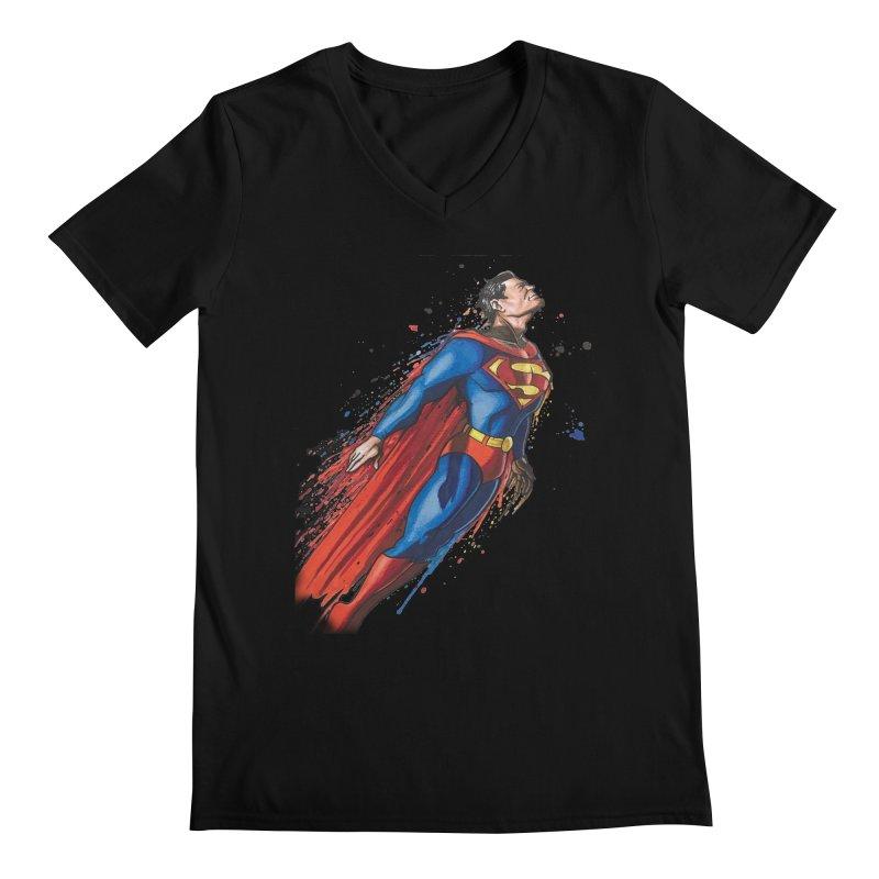 Superman Men's  by EvoComicsInc's Artist Shop
