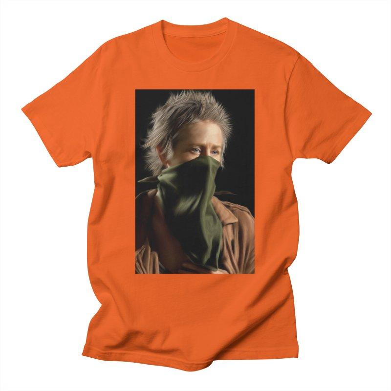 Carol - The Walking Dead Men's T-Shirt by Evolution Comics INC