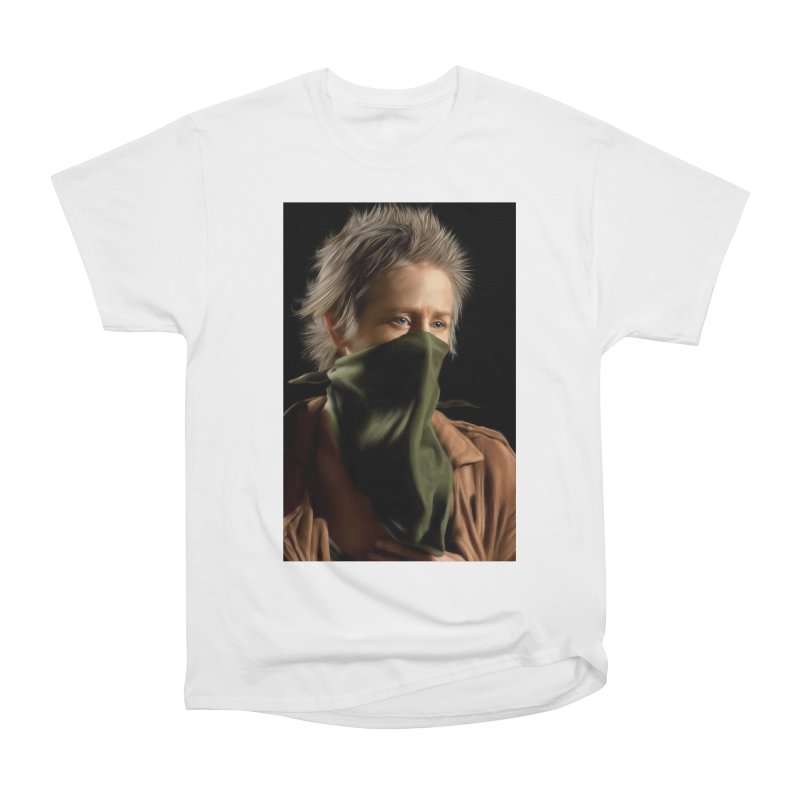 Carol - The Walking Dead Men's Classic T-Shirt by EvoComicsInc's Artist Shop