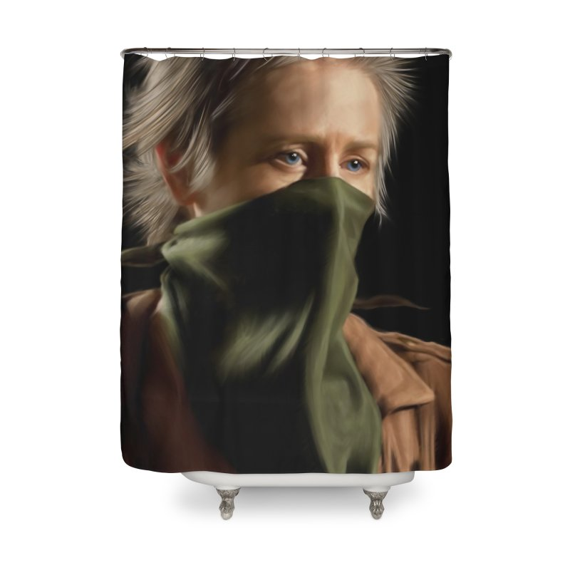 Carol - The Walking Dead Home Shower Curtain by EvoComicsInc's Artist Shop