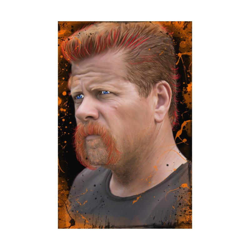 Abraham Ford - The Walking Dead None  by EvoComicsInc's Artist Shop