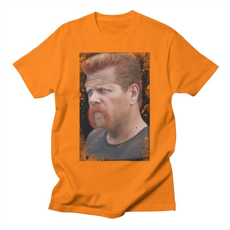 Abraham Ford - The Walking Dead Men's T-Shirt by Evolution Comics INC
