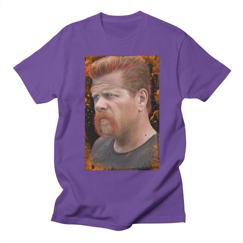 Abraham Ford - The Walking Dead Men's T-Shirt by EvoComicsInc's Artist Shop