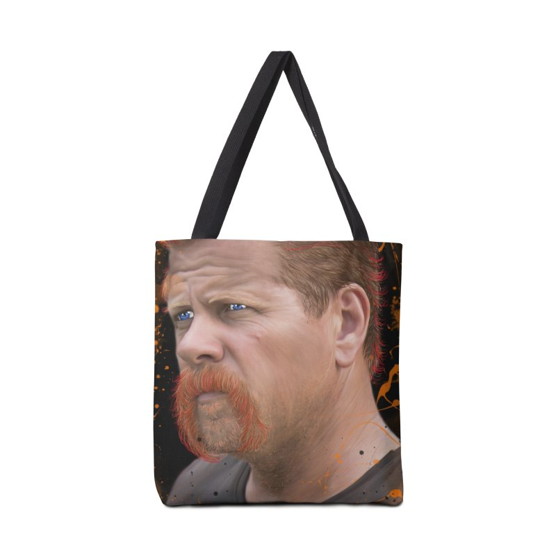 Abraham Ford - The Walking Dead Accessories Bag by EvoComicsInc's Artist Shop