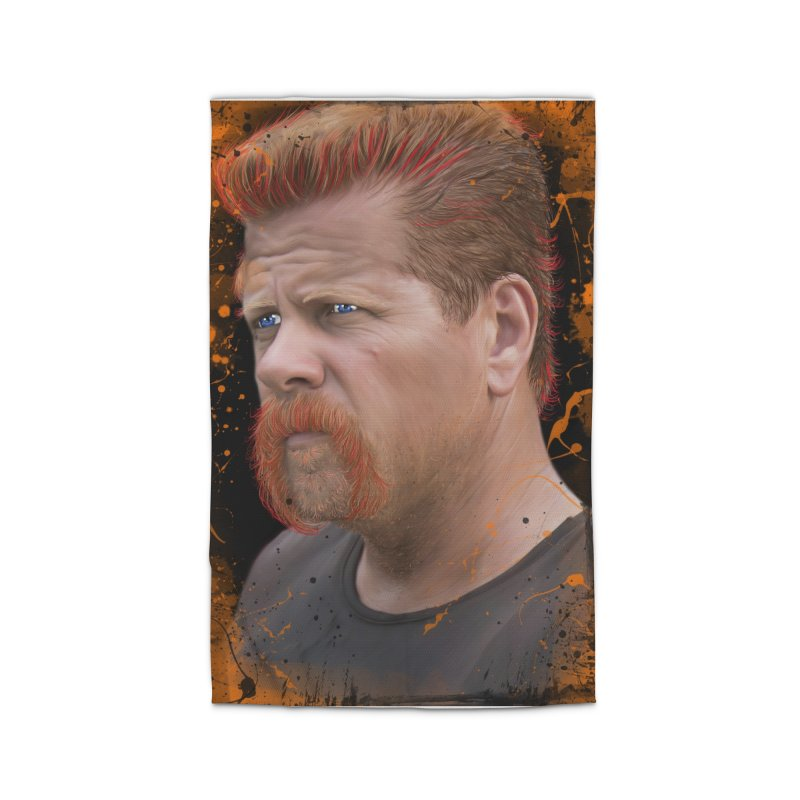 Abraham Ford - The Walking Dead Home Rug by EvoComicsInc's Artist Shop