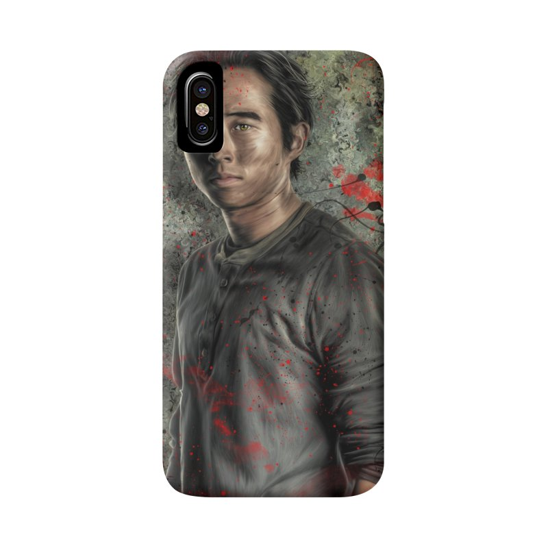 Glenn Rhee - The Walking Dead Accessories Phone Case by EvoComicsInc's Artist Shop