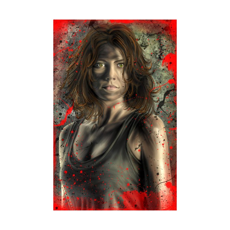 Maggie Greene Rhee None  by EvoComicsInc's Artist Shop