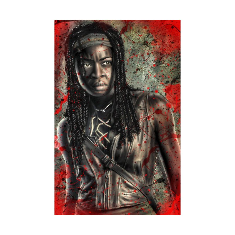 Michonne by EvoComicsInc's Artist Shop