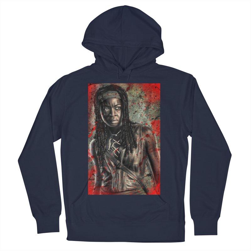 Michonne Men's Pullover Hoody by EvoComicsInc's Artist Shop