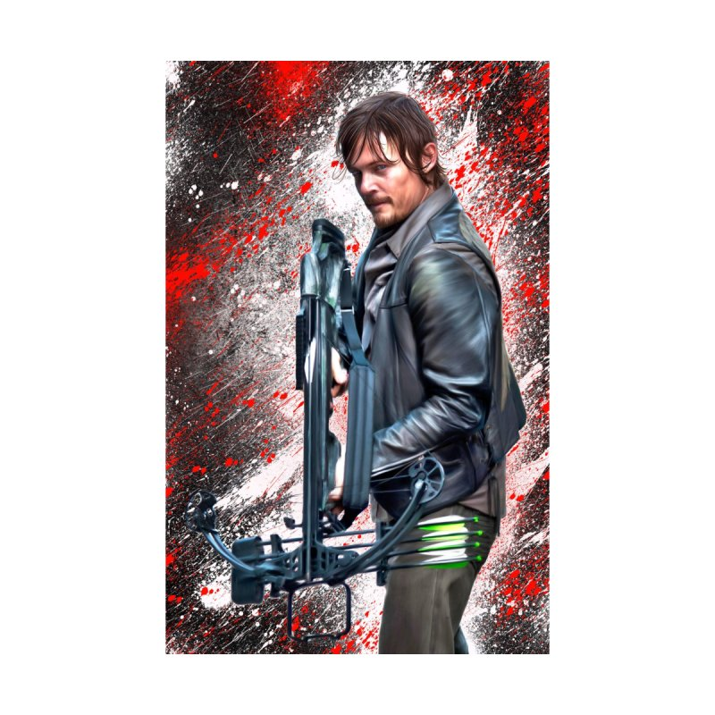 Daryl Dixon Crossbow - The Walking Dead by EvoComicsInc's Artist Shop