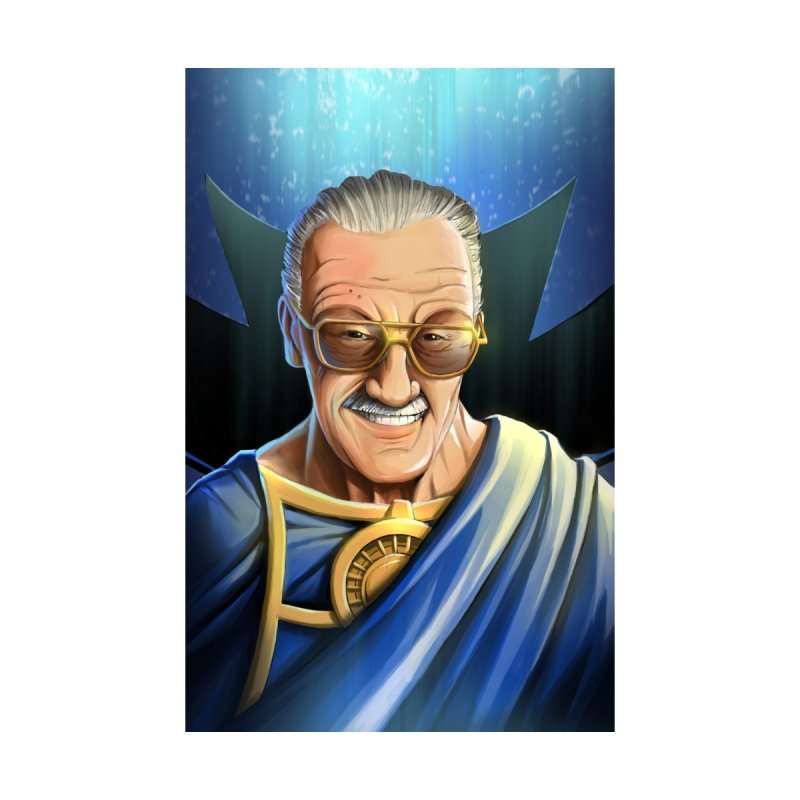 Guardian Stan Lee   by EvoComicsInc's Artist Shop
