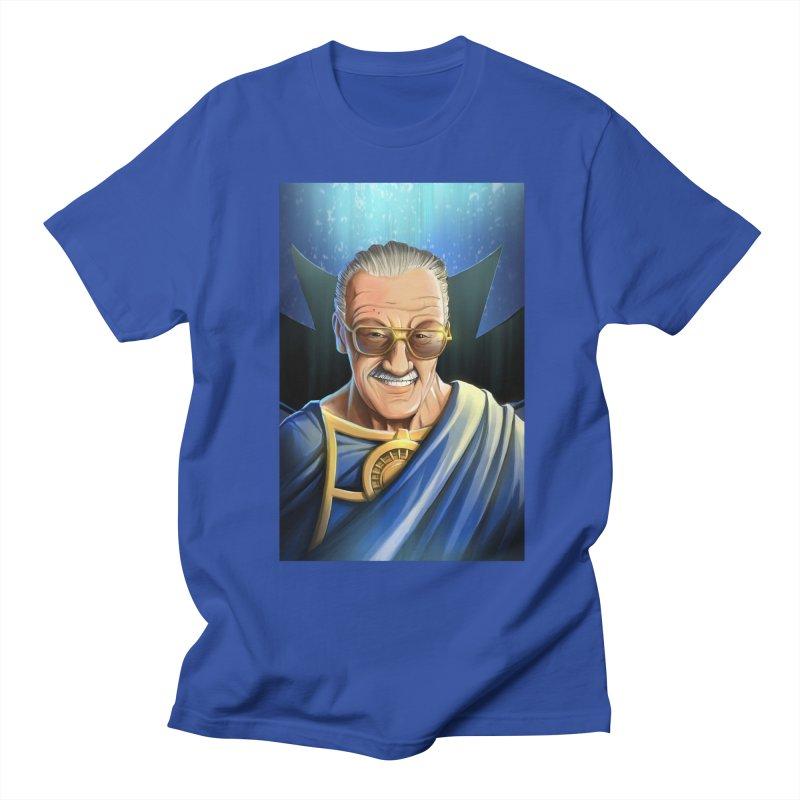 Guardian Stan Lee Men's T-Shirt by EvoComicsInc's Artist Shop