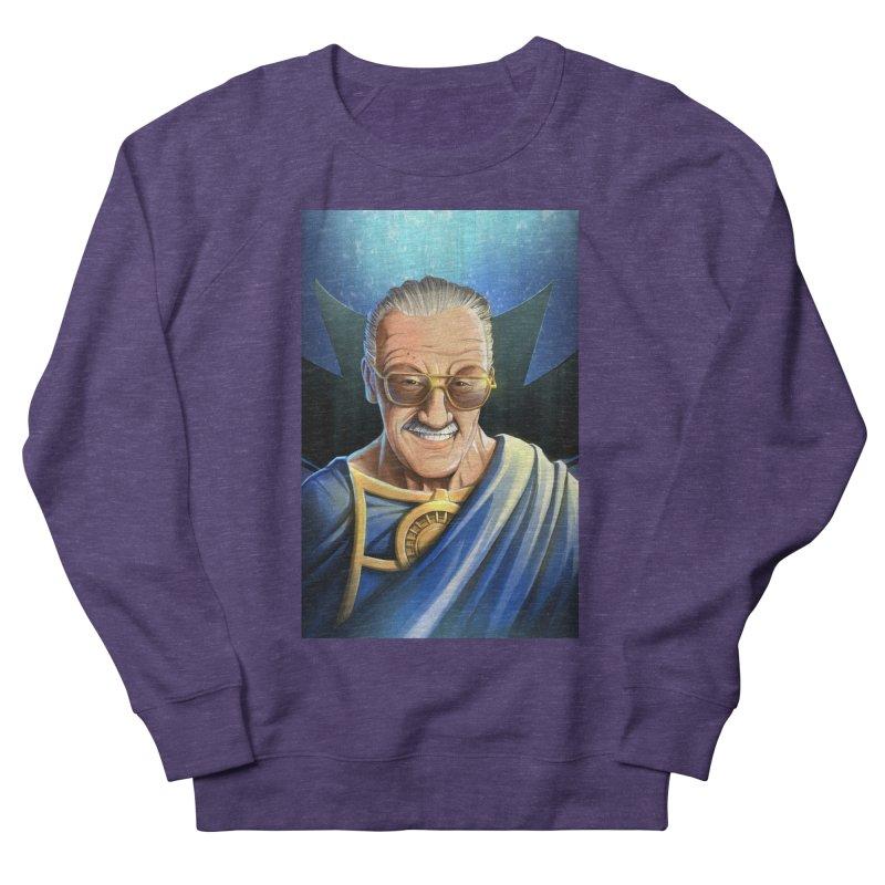 Guardian Stan Lee Women's Sweatshirt by EvoComicsInc's Artist Shop