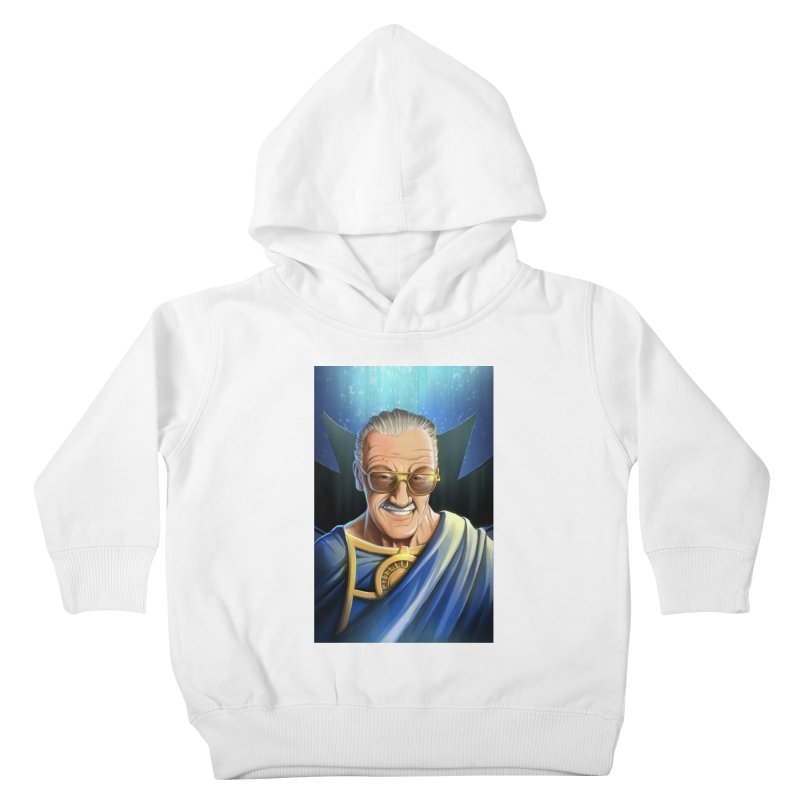 Guardian Stan Lee Kids Toddler Pullover Hoody by EvoComicsInc's Artist Shop