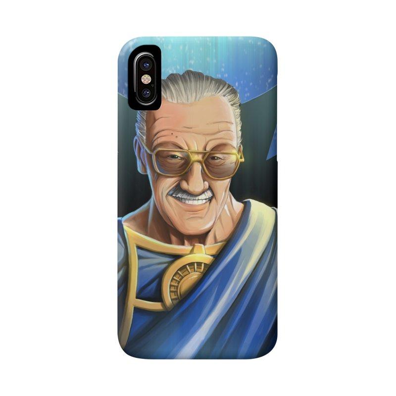Guardian Stan Lee Accessories Phone Case by EvoComicsInc's Artist Shop