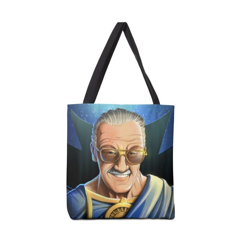 Guardian Stan Lee Accessories Bag by EvoComicsInc's Artist Shop