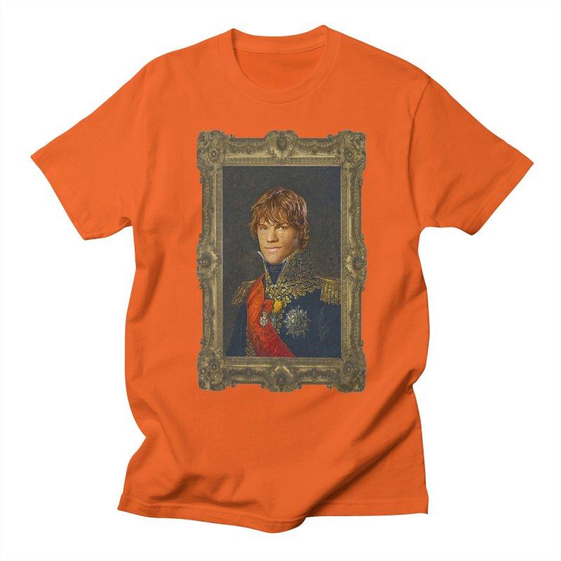 Supernatural Sam Winchester Women's Unisex T-Shirt by EvoComicsInc's Artist Shop