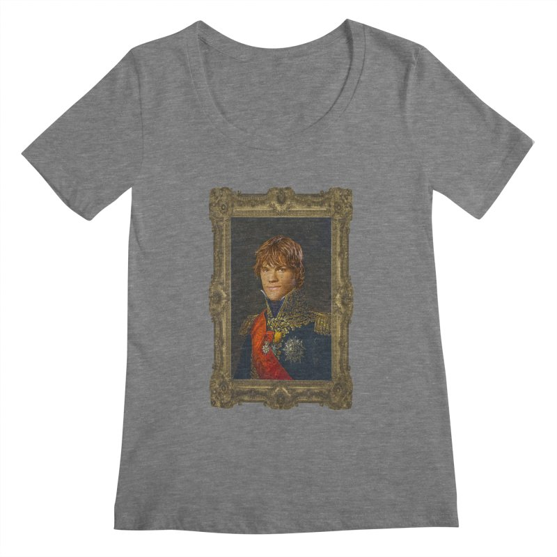 Supernatural Sam Winchester Women's  by EvoComicsInc's Artist Shop