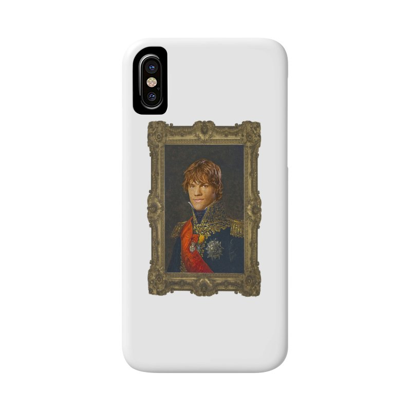 Supernatural Sam Winchester Accessories Phone Case by EvoComicsInc's Artist Shop