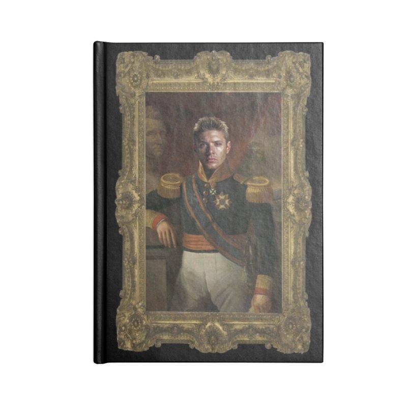 Supernatural Dean Winchester Accessories Notebook by EvoComicsInc's Artist Shop